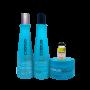 Kit CKamura Argan Nutri Oil - Shampoo, Condicionador, Mascara  Superdose Gratis