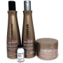 Kit CKamura Therapy Safe Repair - Shampoo, Condicionador, Mascara  Superdose Gratis