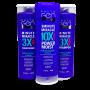 Kit Kert Phytogen Miracle Fortalecedor - Shampoo, Condicionador e Tratamento