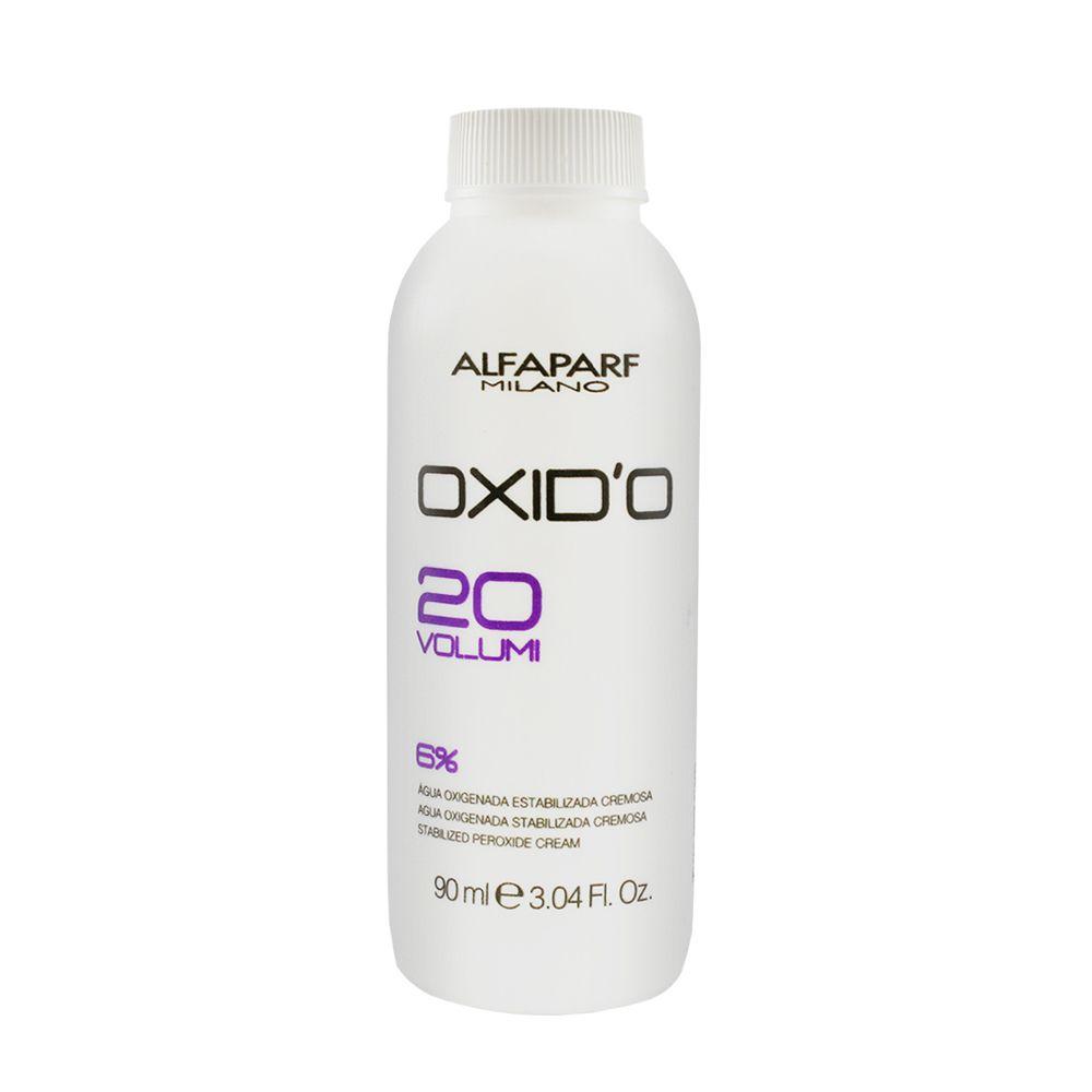 Alfaparf Milano Água Oxigenada 20Vol - 90ml