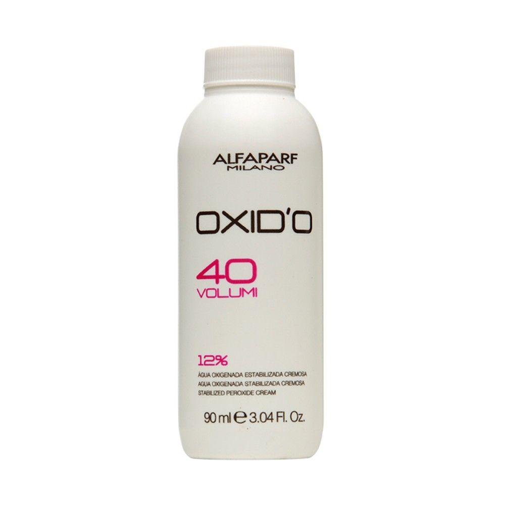 Alfaparf Água Oxigenada 40 Volumes - 90ml