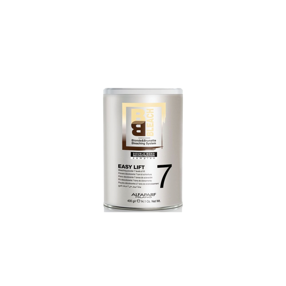 Alfaparf Pó Descolorante 7 tons de Clareamento BB Bleach Easy Lift -  400g
