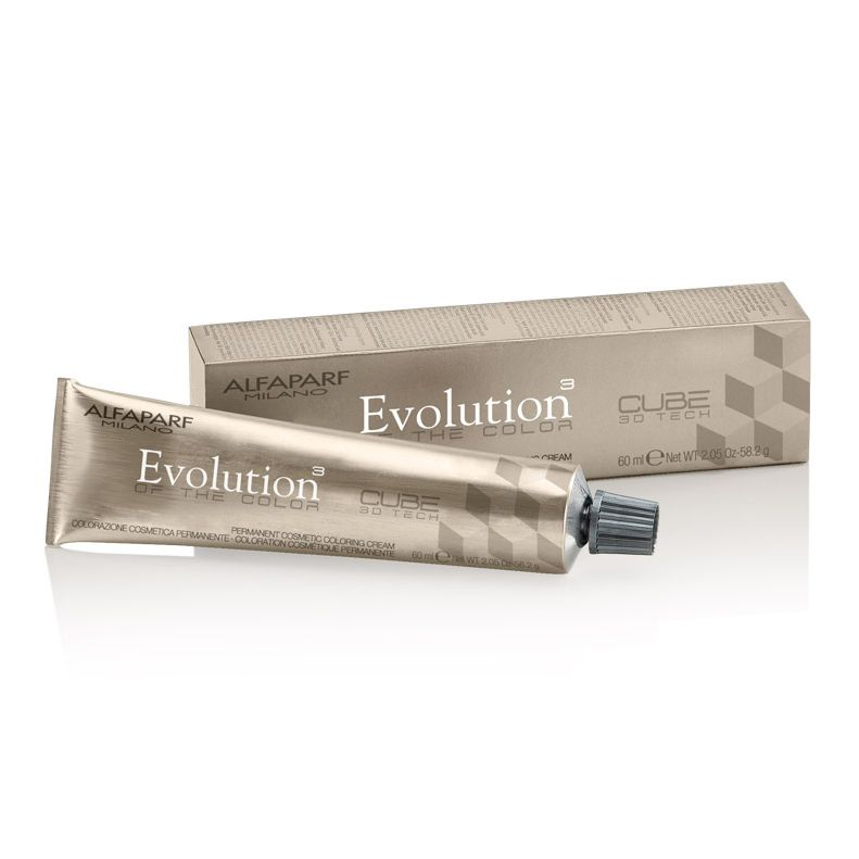 Alfaparf Milano Evolution Of The Color Metallics Creme de Coloração Metallic Silver 7MS 60ml
