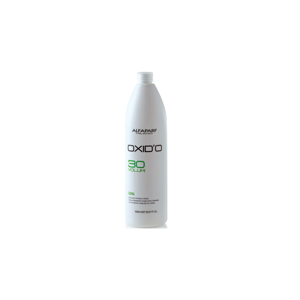 Alfaparf Milano - Oxid'O - Água Oxigenada Estabilizada 30 Vol. 1000 ml