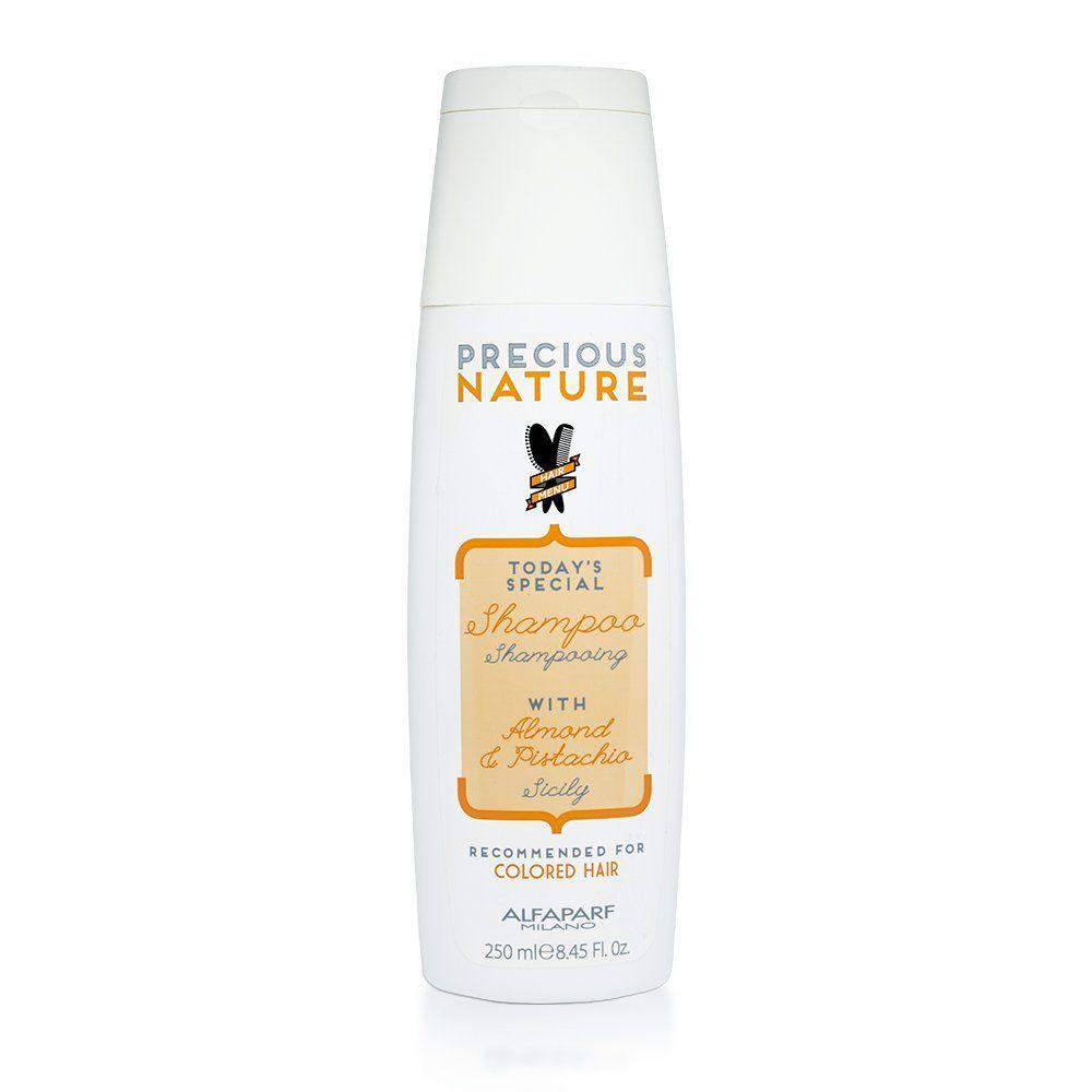 Alfaparf Shampoo Precious Nature Almond  Pistachio - 250ml