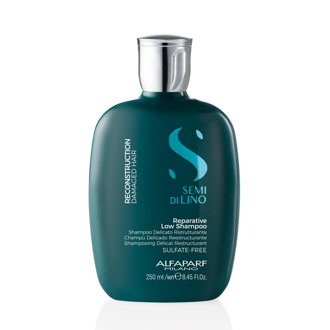 Alfaparf Shampoo Semi Di Lino Reconstrução - 250ml