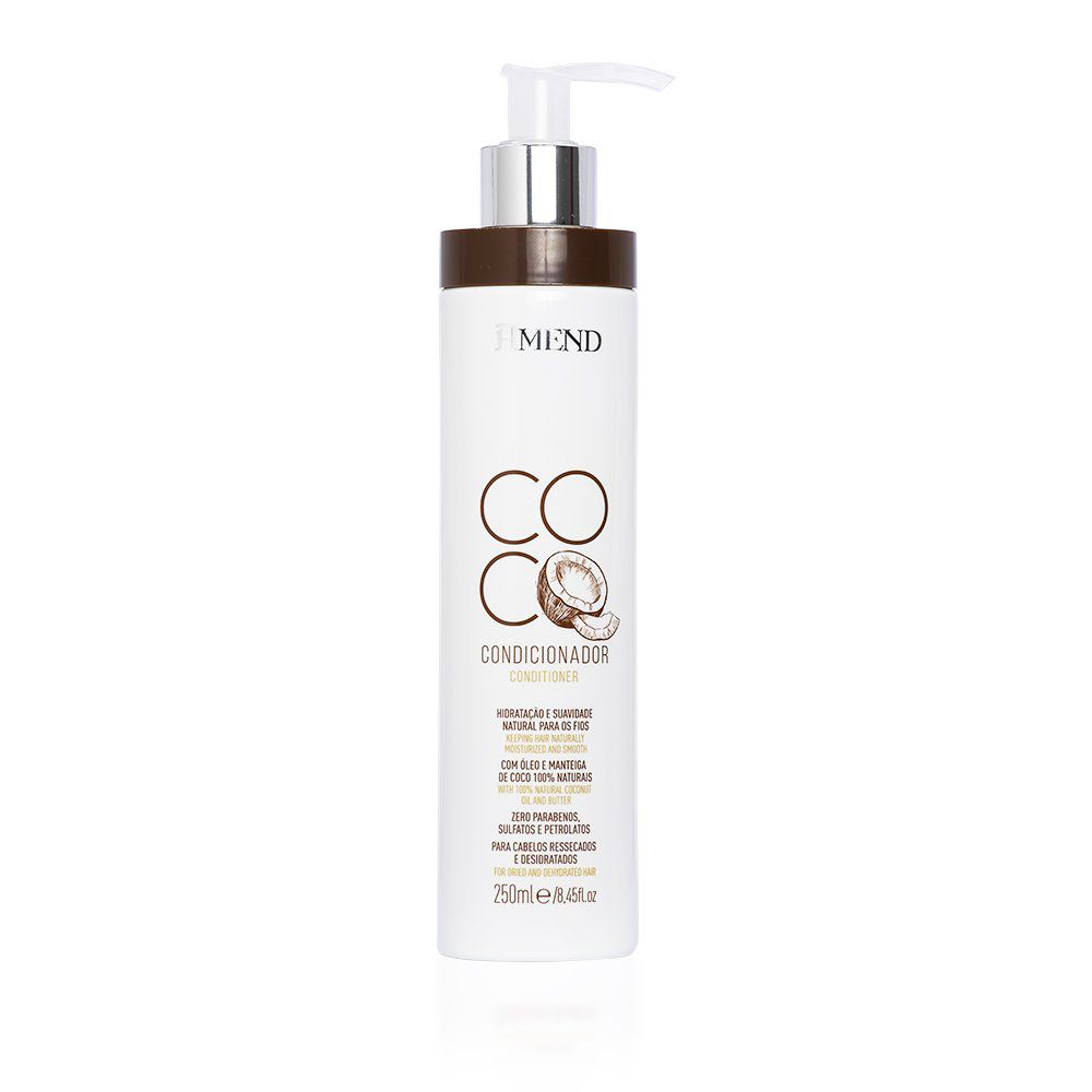 Amend Condicionador Coco - 250ml