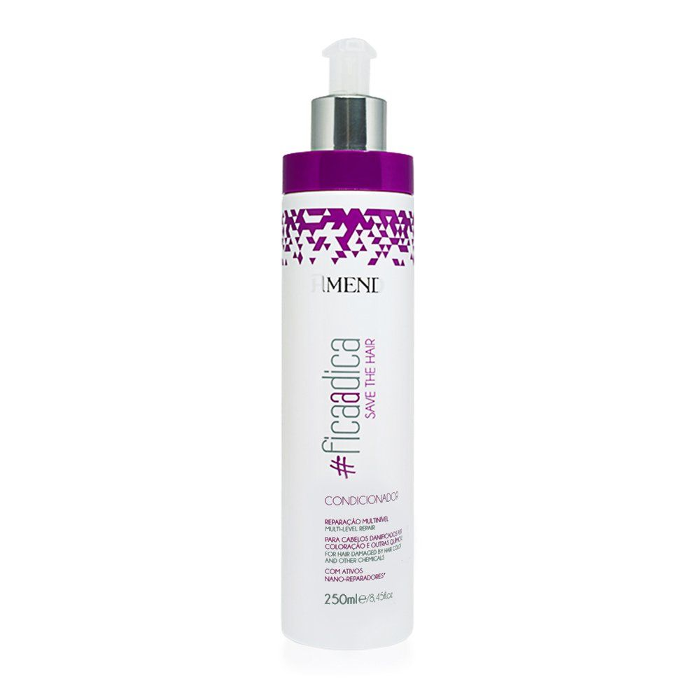 Amend Condicionador Ficaadica Save The Hair - 250ml