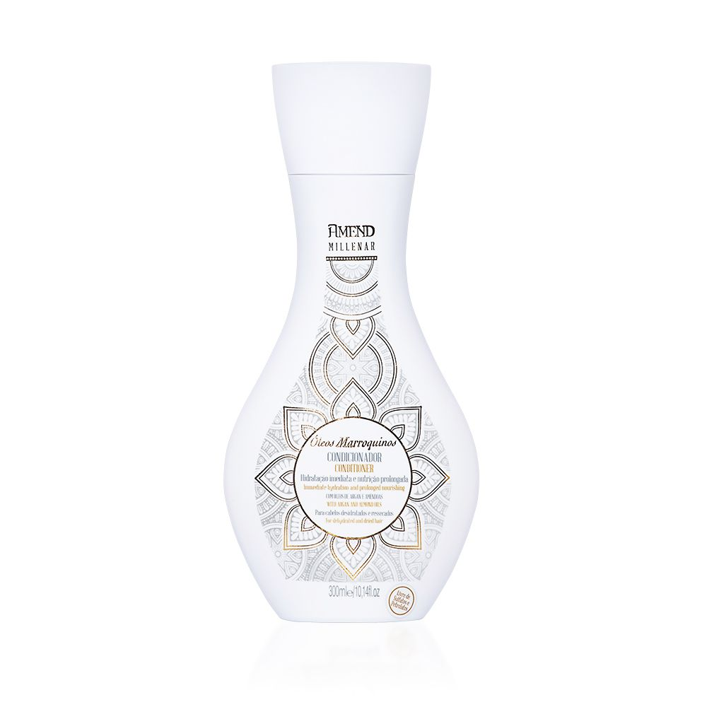 Amend Condicionador Millenar Óleos Marroquinos 300ml