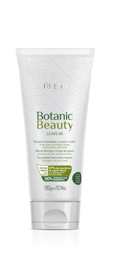 Amend Leave-in Hidratante Botanic Beauty - 180g
