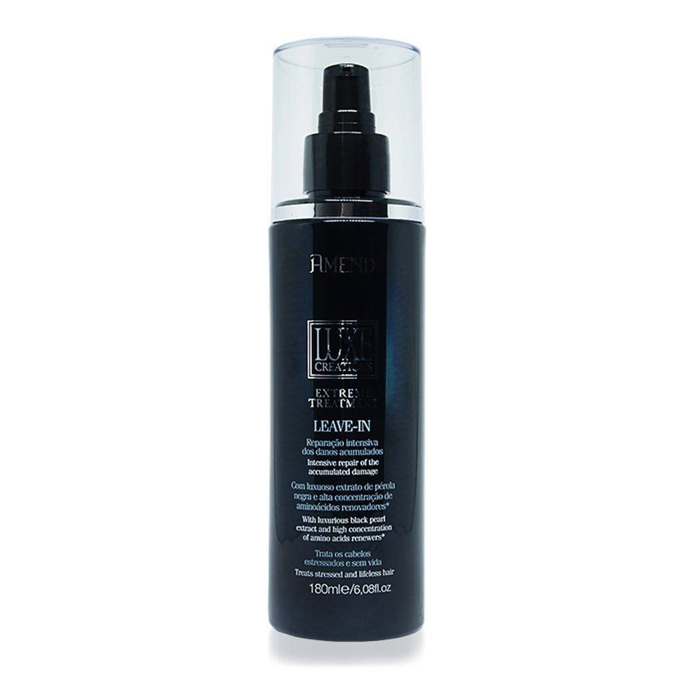 Amend Leave-in Luxe Creations Extreme Treatment - 180ml