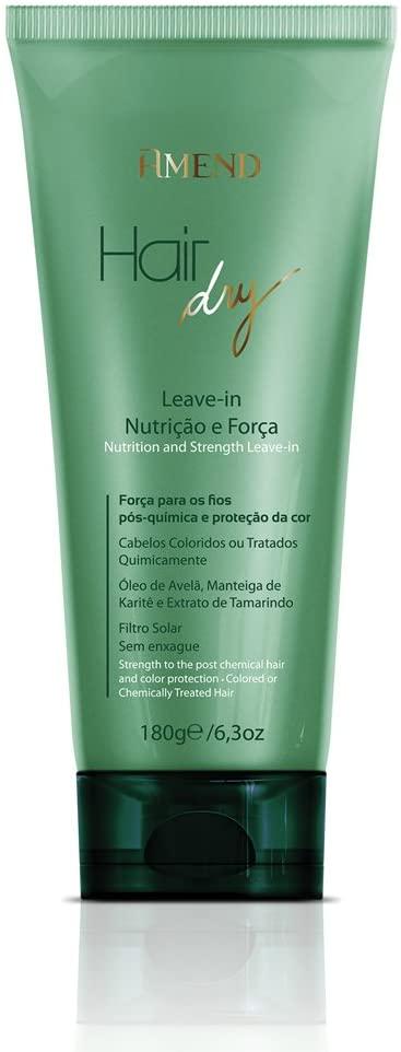 Amend Leave-In Nutrição e Força Hair Dry 180g