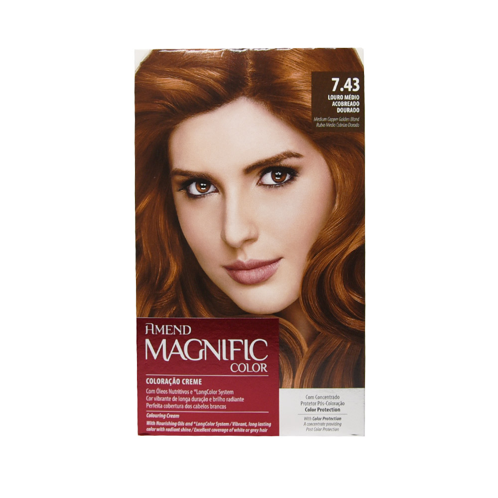 7.43 Amend Magnific Color  50G