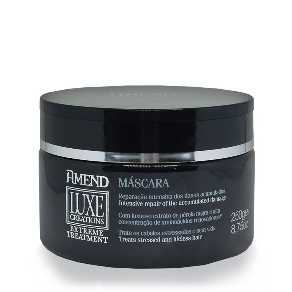 Amend Máscara Luxe Creations Extreme Treatment - 250g