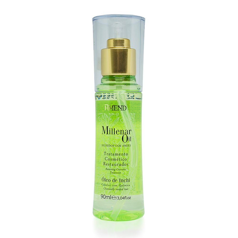Amend Millenar Oil Inchi Segredos dos Andes - 90ml