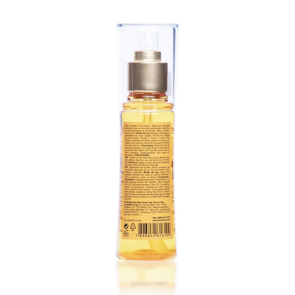 Amend Reparador de Pontas Sublime Oil - 90ml