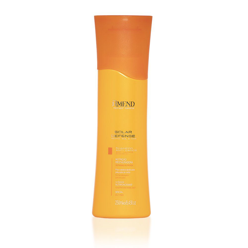Amend Shampoo Anti Danos Solar Defense - 250ml