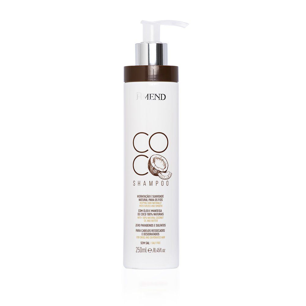 Amend Shampoo Coco - 250ml