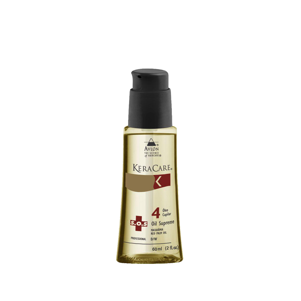Avlon - Condicionador para Brilho Líquido - KeraCare Silken Seal -   60 ml