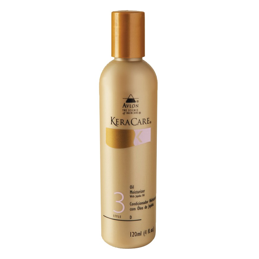 Avlon Keracare Oil Moisturizer - 120ml