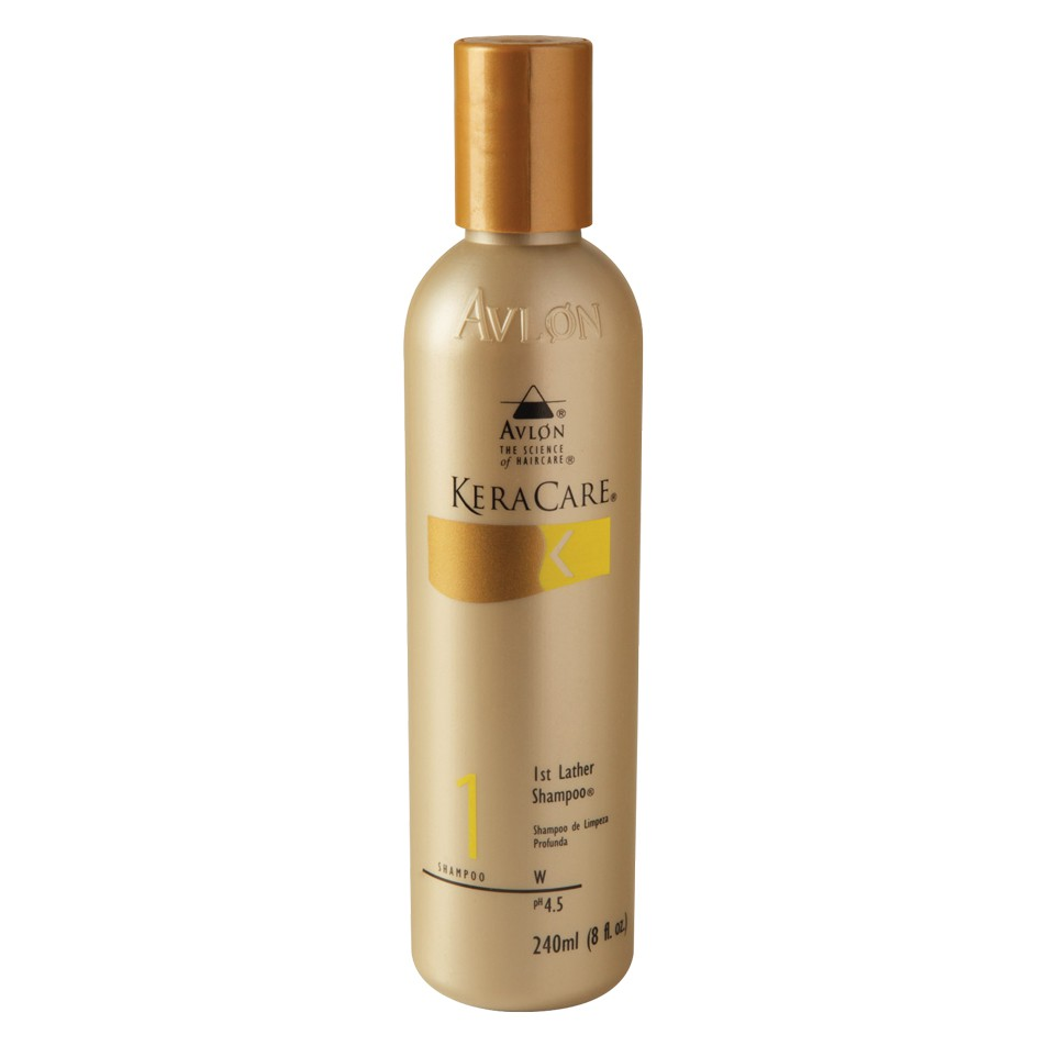 Avlon Keracare Shampoo Limpeza Profunda - 240ml