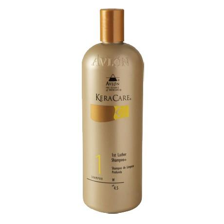 Avlon Keracare Shampoo Limpeza Profunda - 475ml