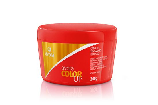 Avora Color Up Creme Condicionante Tratamento Intensivo 300g