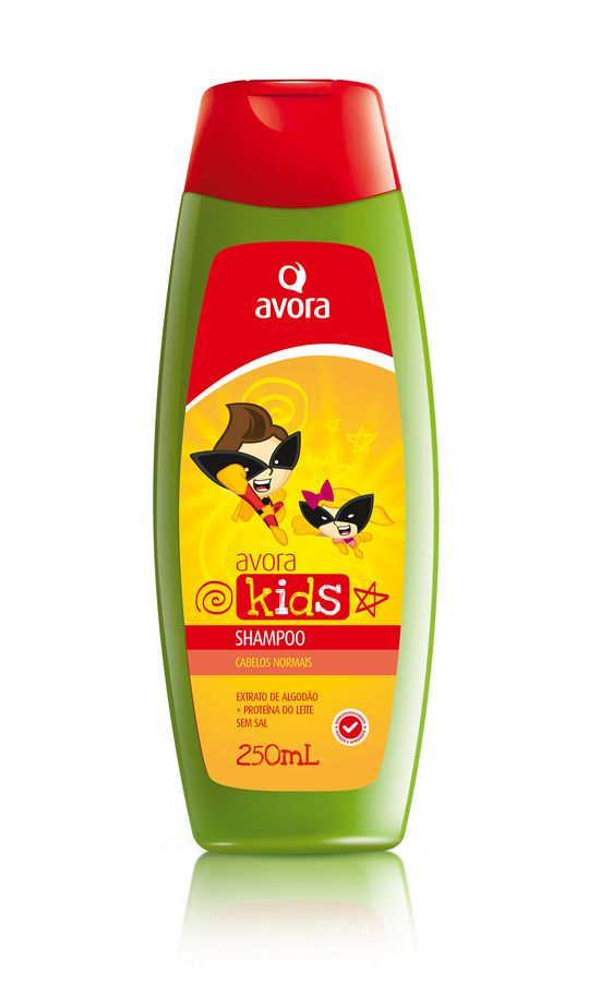 Avora Kids Normais Shampoo 250ml