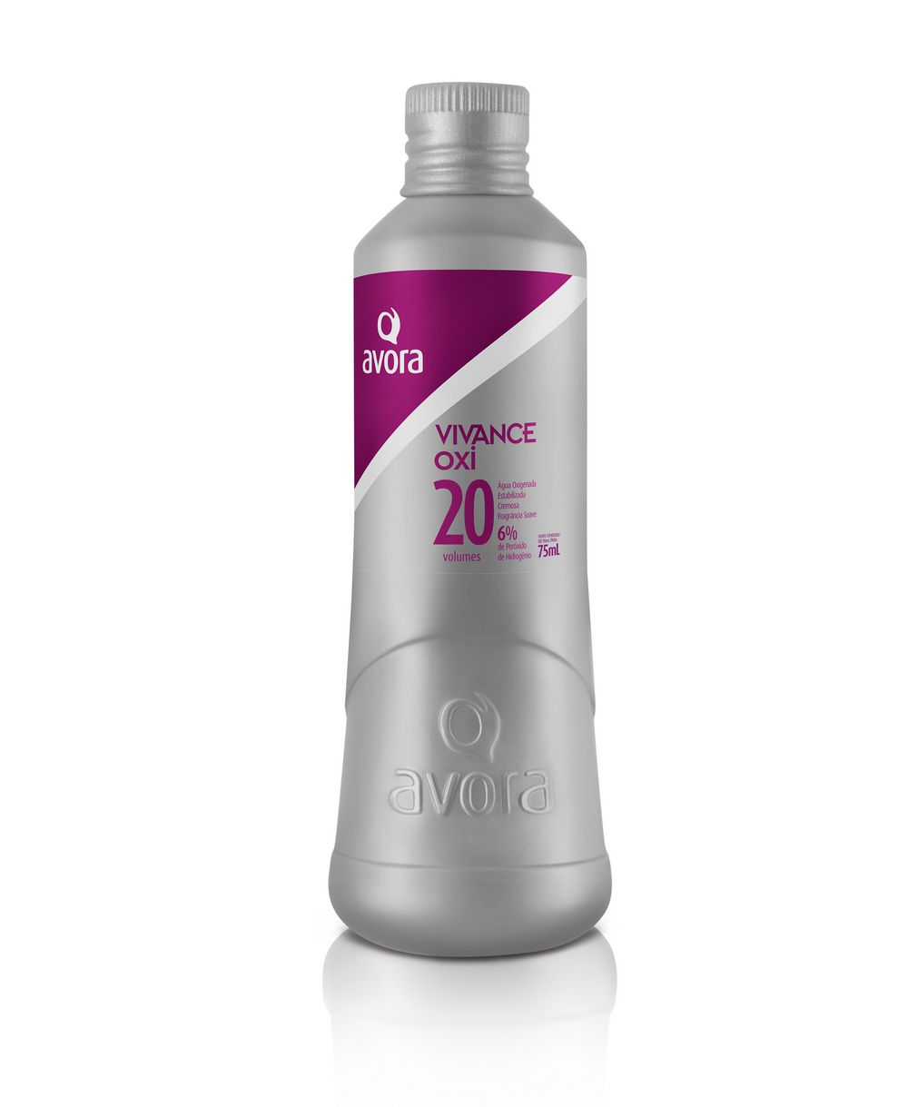 Avora Vivance Água Oxigenada 20vol 75ml