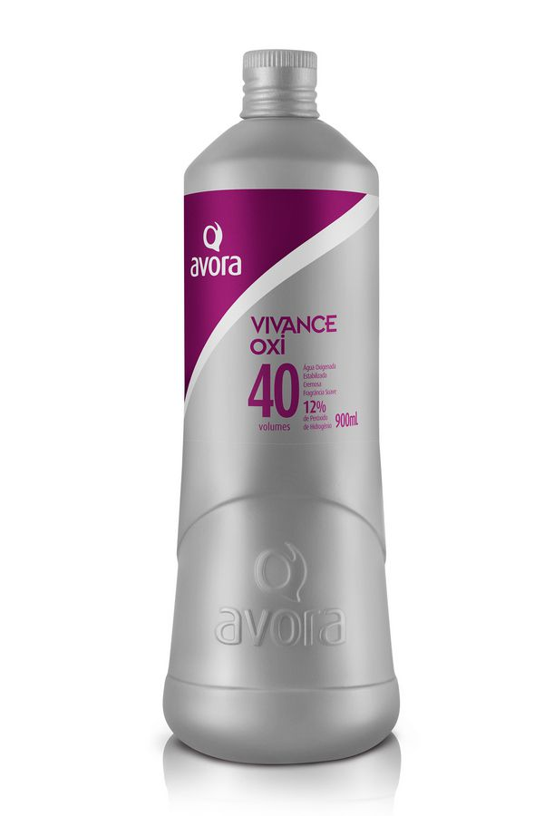 Avora Vivance Água Oxigenada 40vol 900ml