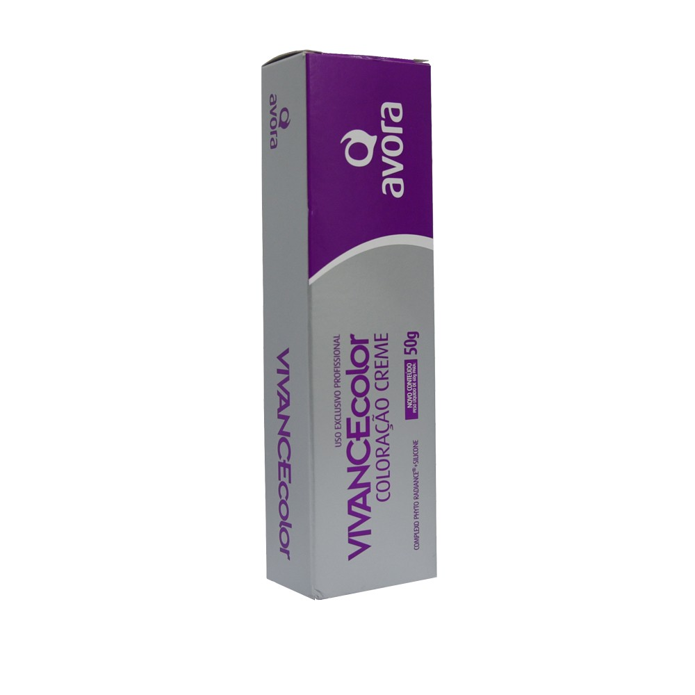 Avora Vivance Color 12.89 Louro Ultraclaríssimo Pérola 50g