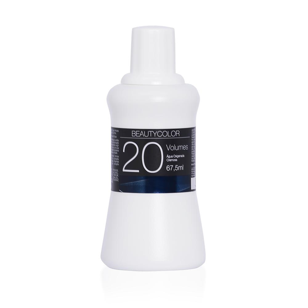 Água Oxigenada Beauty Color 20Vol 67,5ml