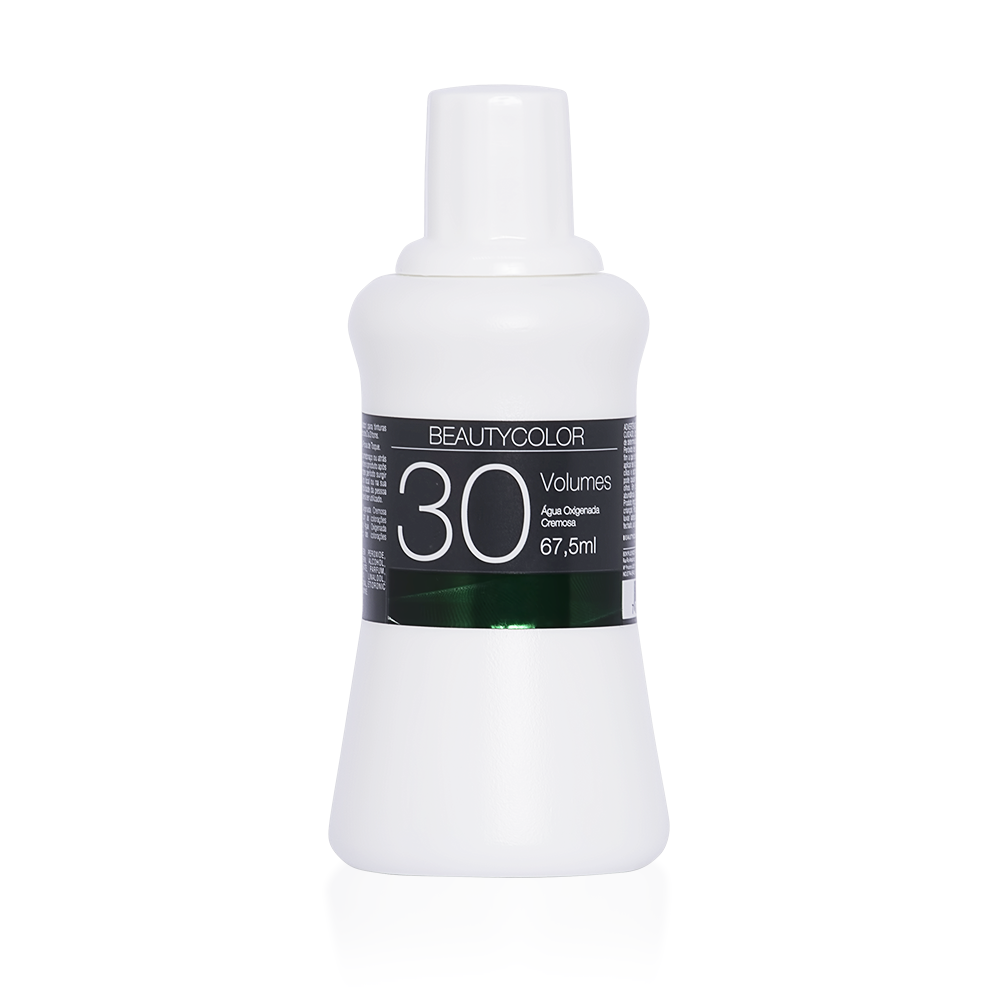 Beauty Color Água Oxigenada 30vol - 67,5ml