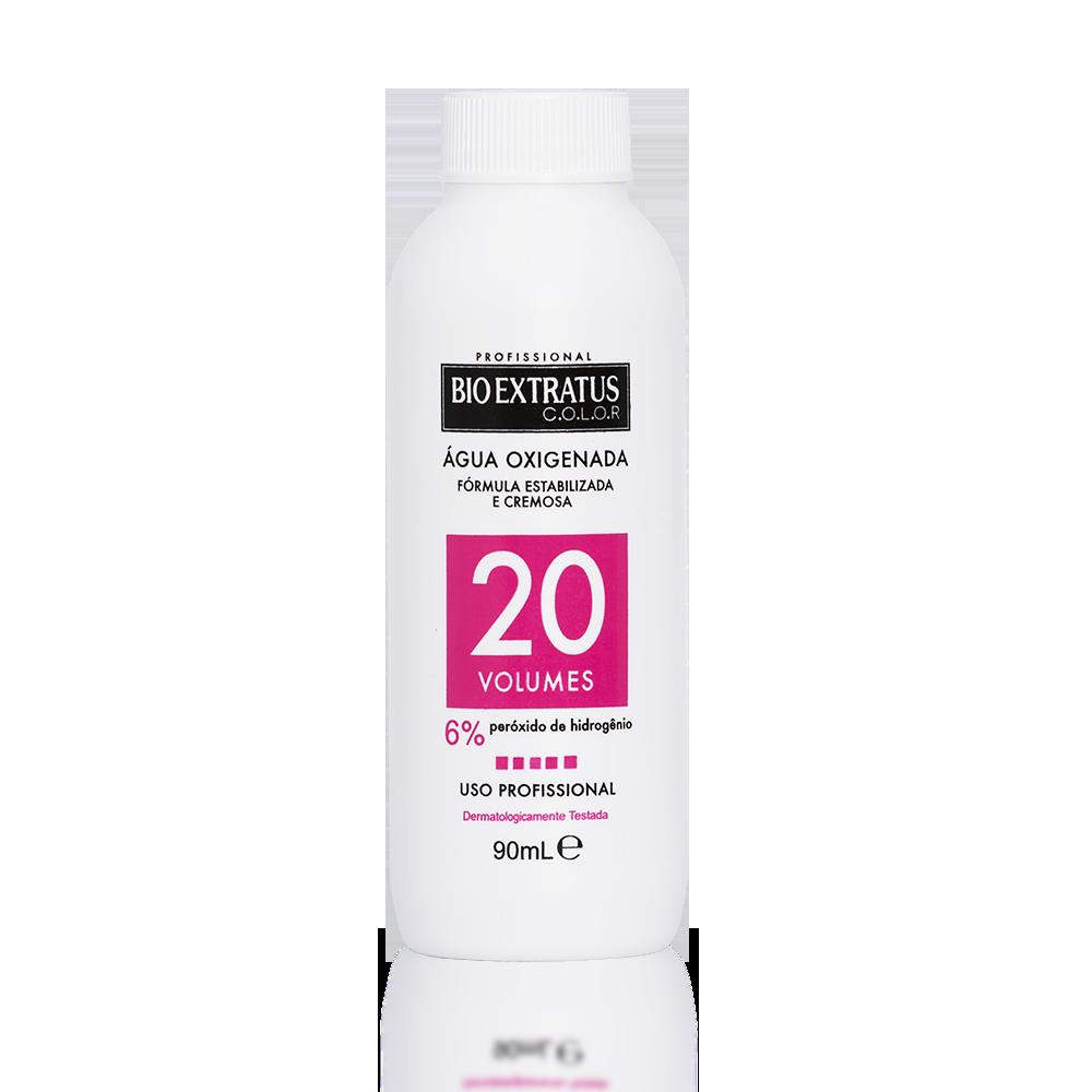 Bio Extratus Água Oxigenada 20Vol 90ml