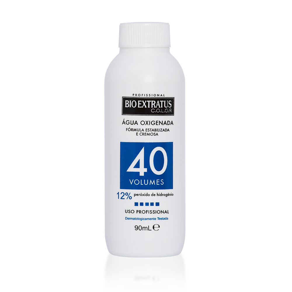 Bio Extratus Água Oxigenada 40Vol 90ml