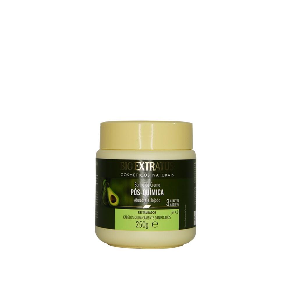 Bio Extratus Banho de Creme Pós Química 250g