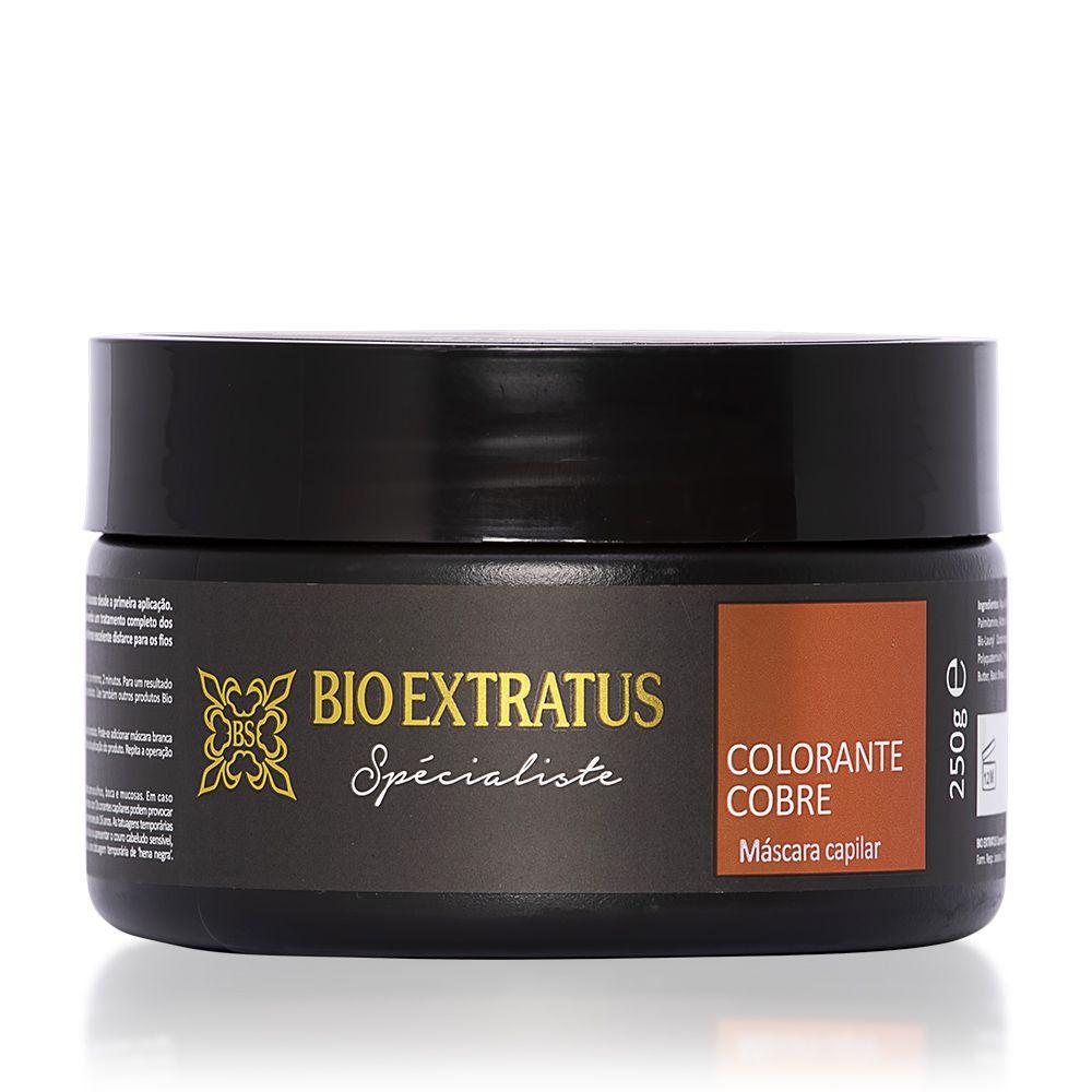 Bio Extratus Máscara Specialiste Colorante Cobre - 250g