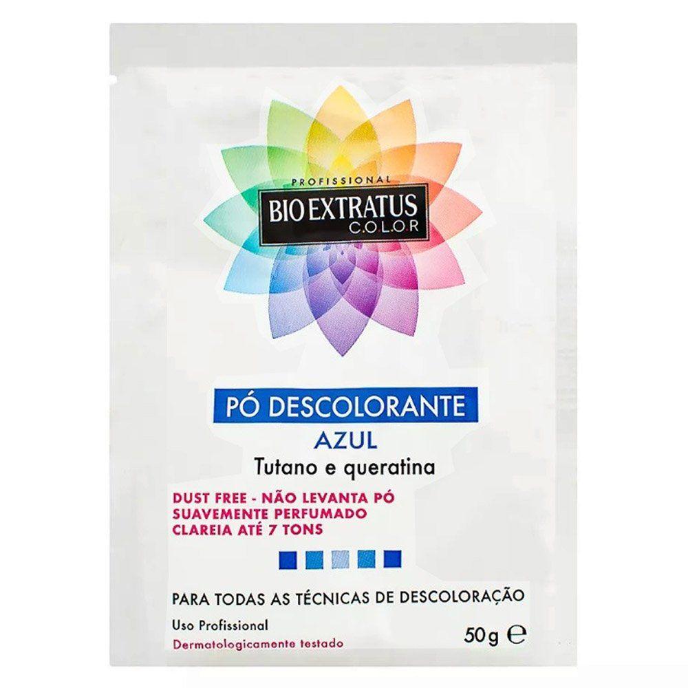 Bio Extratus Pó Descolorante Azul - 50g