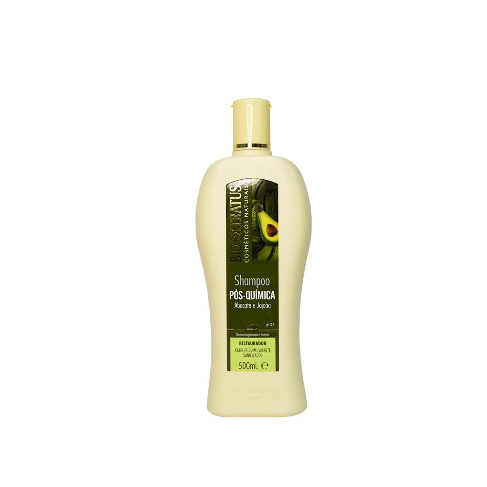Bio Extratus Shampoo Pós Química 500ml