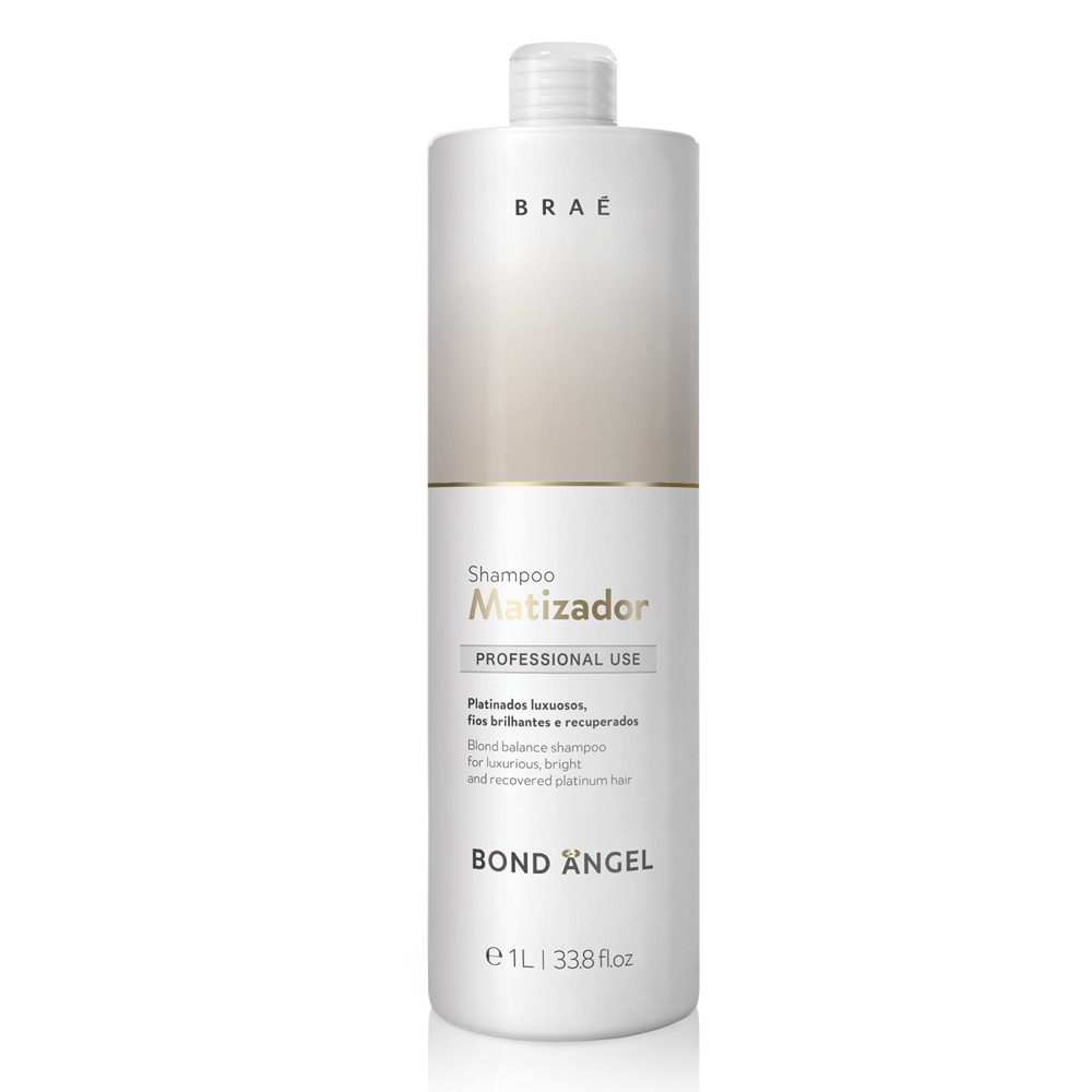 Braé Bond Angel Shampoo Matizador 1000 ml