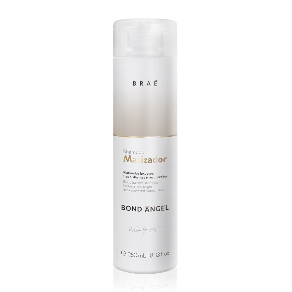 Braé Bond Angel Shampoo Matizador 250 ml
