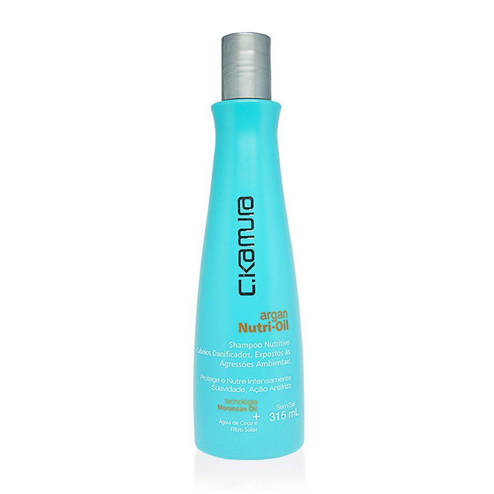 C.Kamura Shampoo Argan Nutri Oil - 315ml
