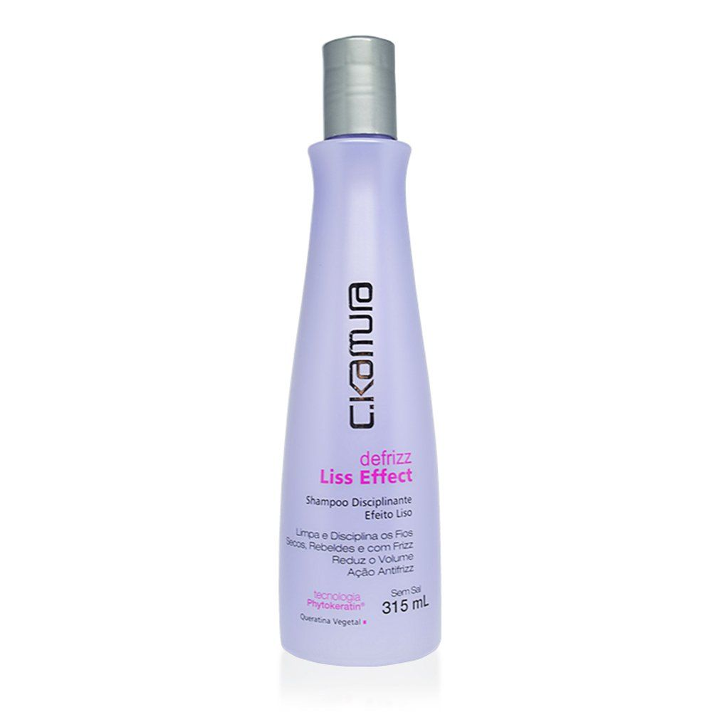 C.Kamura Shampoo Defrizz Liss Effect - 315ml