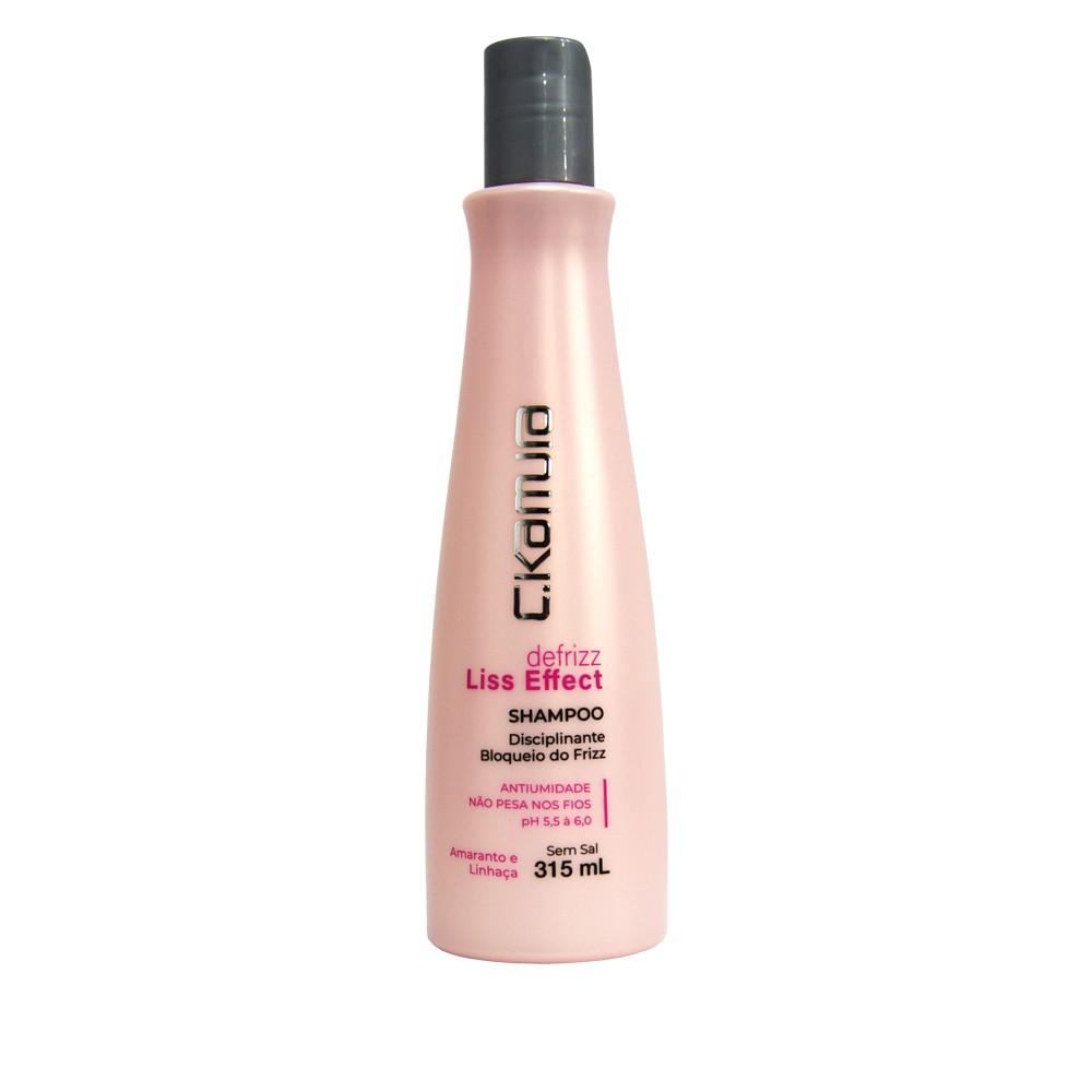 C.Kamura Shampoo Defrizz Liss Effect - 315ml
