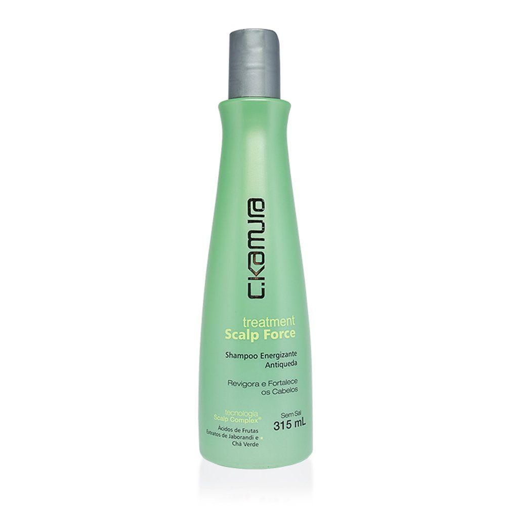 C.Kamura Shampoo Energizante Antiqueda Treatment Scalp Force - 315ml