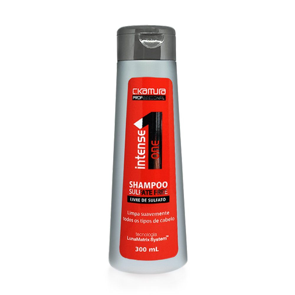 C.Kamura Shampoo Intense One Sulfate Free - 300ml