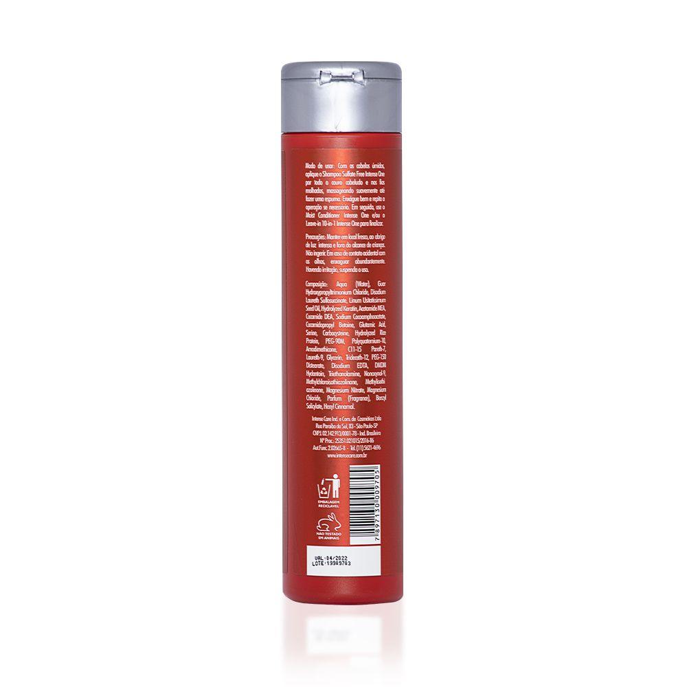 C.Kamura Shampoo Intense One Sulfate Free - 300ml