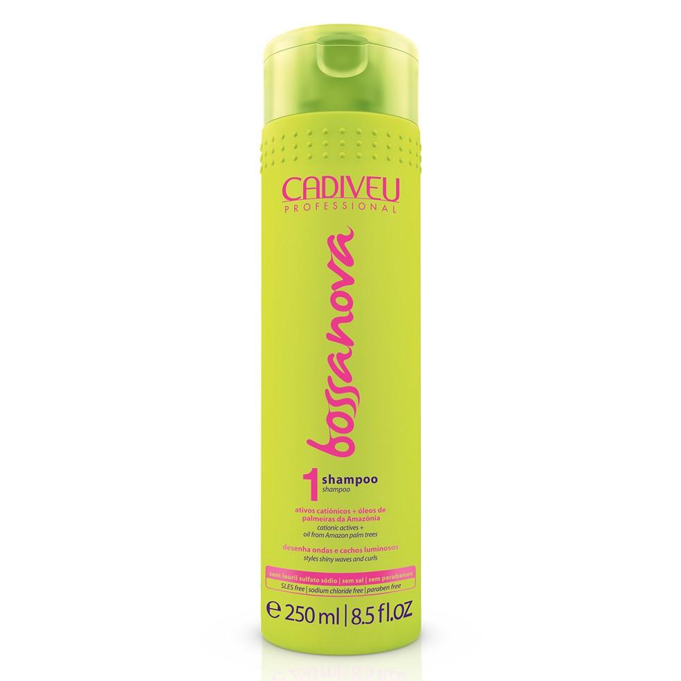 Cadiveu Bossa Nova Shampoo - 250ml