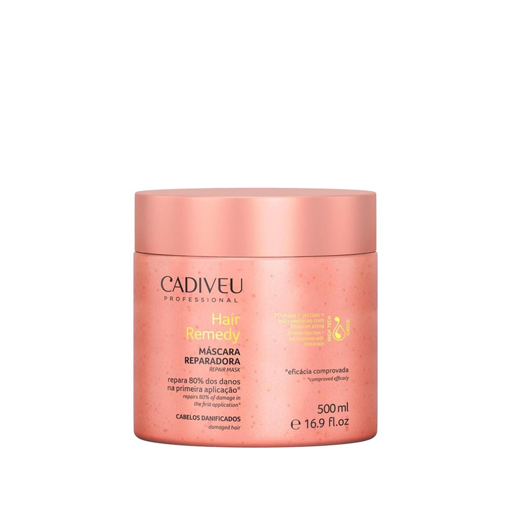 Cadiveu - Máscara Reparadora - Hair Remedy 500ml