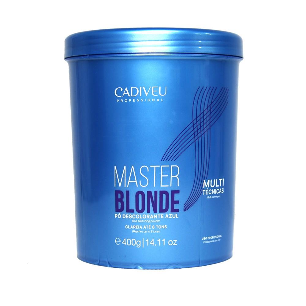 Cadiveu Pó Descolorante Master Blonde 400g